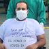 APÓS CERCA DE UM MÊS, PACIENTE CURADO DA COVID-19 RECEBE ALTA DO HOSPITAL DA UNIMED CARUARU