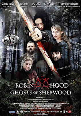 Robin Hood Ghosts Of Sherwood 2012 Dual Audio Hindi 720p BluRay 1GB