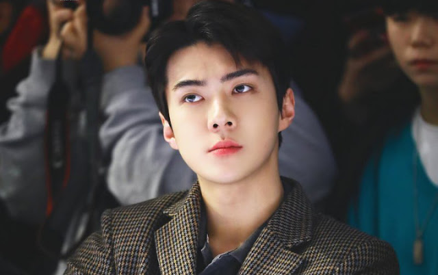 Sehun Expresses His Feelings As The Youngest Personnel And Has Brothers Like EXO Members.
