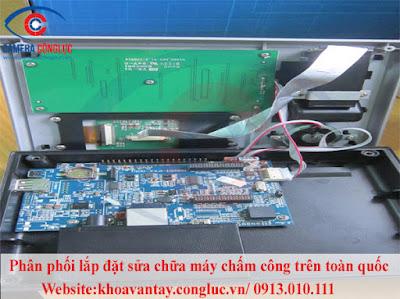 Sửa chữa máy chấm công giá rẻ tại Hưng Yên