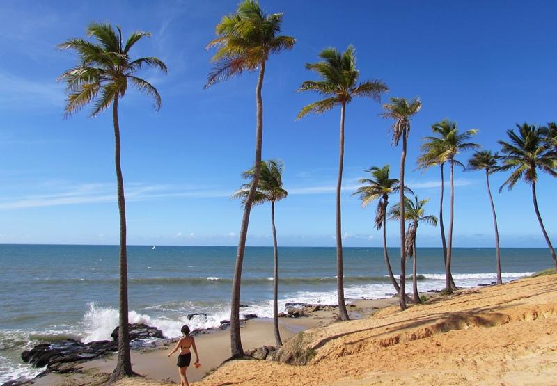 Passeios na Praia de Lagoinha