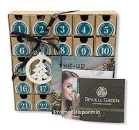 Vinci gratis il Calendario dell'Avvento Veg-Up : ogni cassetto una sorpresa eco-bio