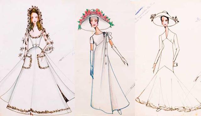 Vestidos de noivas de Dener Pamplona