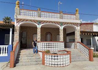 Casetes de la Playa de Nules, provincia de Castellón.