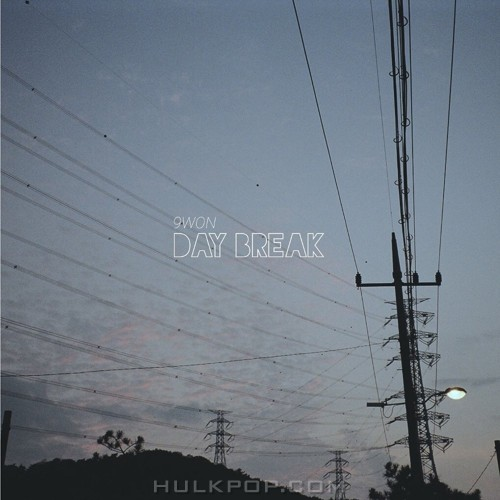 9won – Daybreak – Single