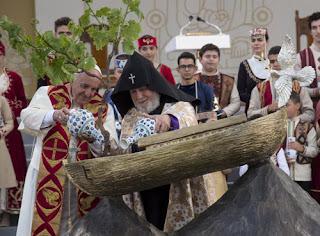 Papa Francisco, Revista Misioneros