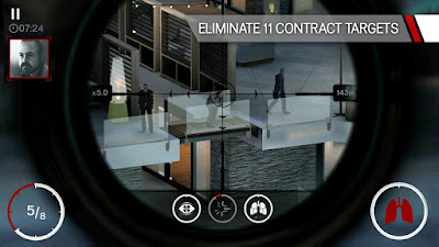 eliminate 11 contract targets