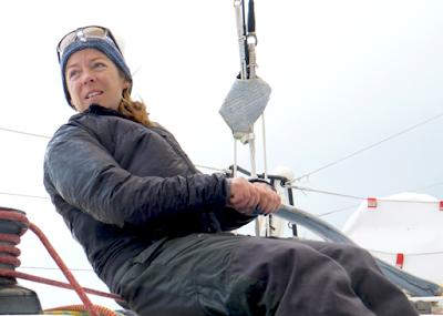 Alexia Barrier veut être au départ du Vendée Globe 2020