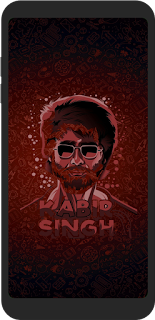 download kabir singh wallpaper