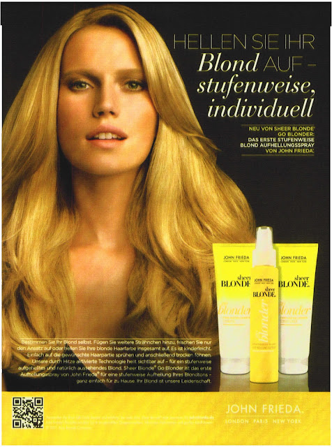 Après-Shampooing Éclaircissant Go Blonder Sheer Blonde - John Frieda
