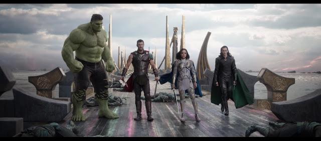 Thor: Ragnarok recenzja