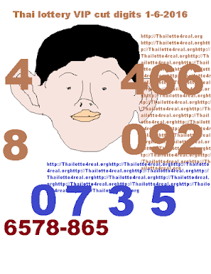 Thai lottery 1-6-2016 picture tip