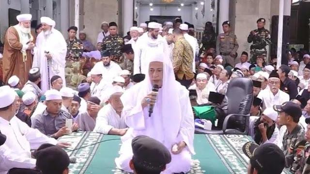 Terima Apresiasi Ulama Dunia, Habib Luthfi: Semoga Indonesia Menjadi Matahari untuk Umat Sedunia