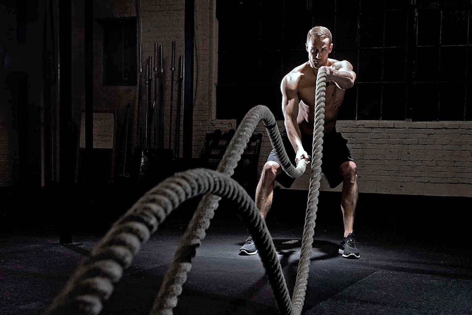 Crossfit sirve para bajar de peso y tonificar