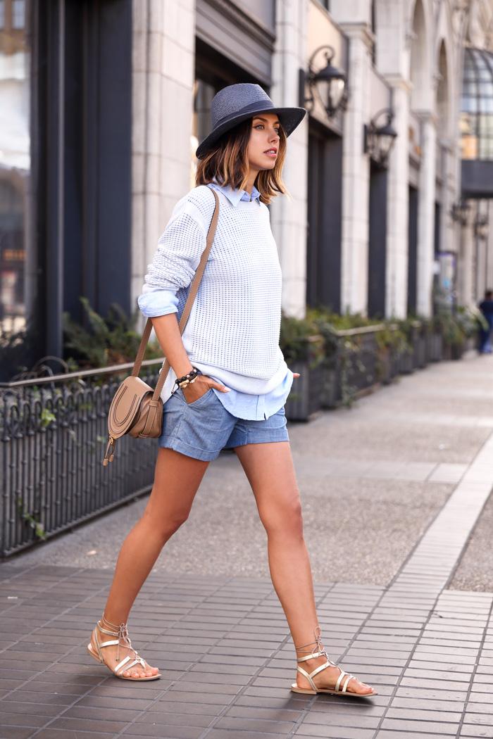 Vivaluxury Fashion Blog By Annabelle Fleur San Diego Blues