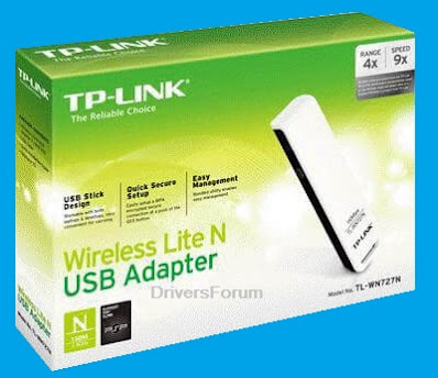 TP-Link TL-WN727n Driver v4 for Windows