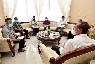 Alat Rapid Test KPPS di 10 Kabupaten/Kota di Sumut Terkendala, Gubernur akan Segera Pertanyakan
