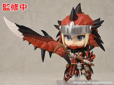 Monster Hunter World - Female Rathalos Armor Edition