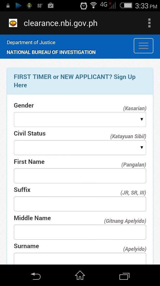 Getting an NBI Clearance Online - Pinay Daily Ramblings