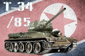 Build Review Pt II: 1/35th scale T-34/85 Korean War from Italeri
