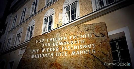 Herança maldita de Hitler: Essa casa é um terror pra Áustria