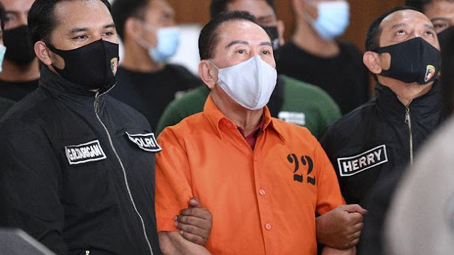 Detik-detik Penangkapan Djoko Tjandra di Malaysia