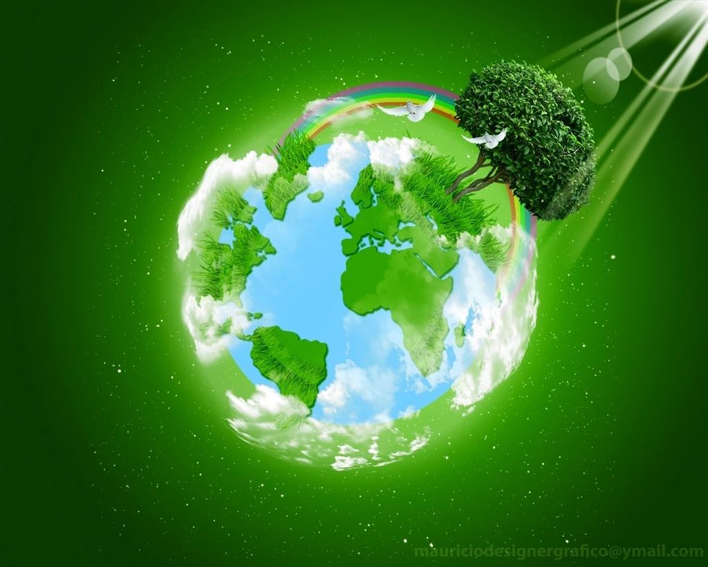 3d Earth Wallpaper Hd El Calentamiento Global Queremos Un Planeta Verde