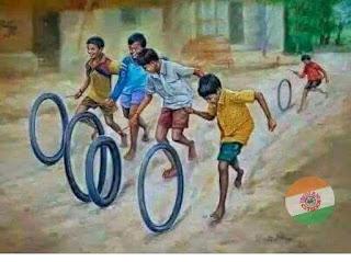permainan tradisional masa kecil