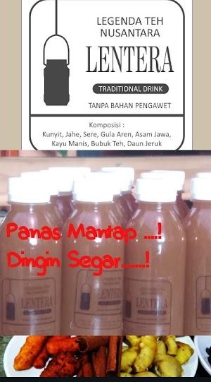 Minuman Herbal LENTERA