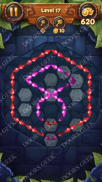Gems & Magic [Rosein] Level 17 Solution, Walkthrough, Cheats