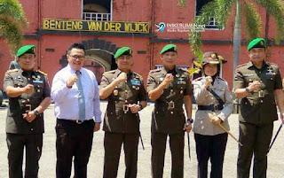 Pangdam Ingatkan Pendidikan Prajurit TNI Dibiayai Rakyat