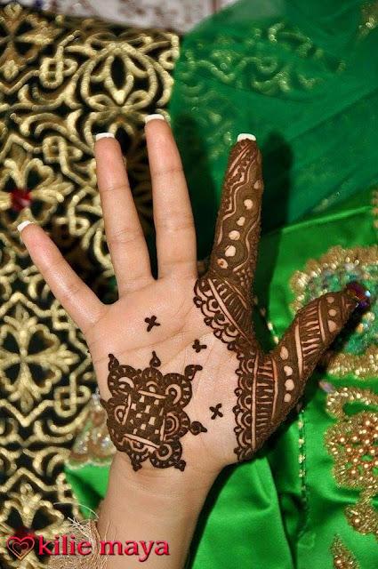 stylish mehndi designs for hands