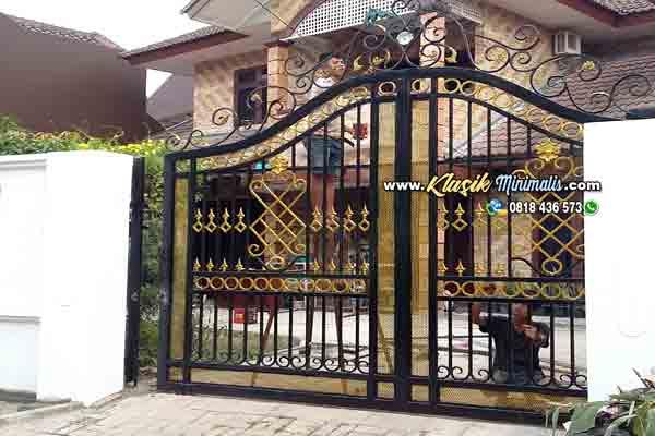 √ Jasa Pembuatan Pagar Rumah Minimalis | Klasik Besi Tempa - Klasik  Minimalis