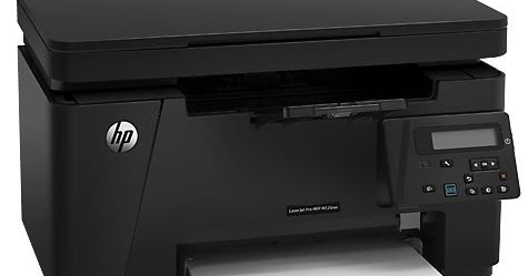 Hp Laserjet Mfp M126nw Driver Free Download