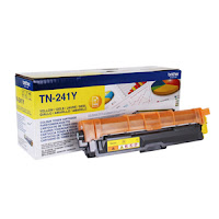 Brother TN241 Toner Amarillo