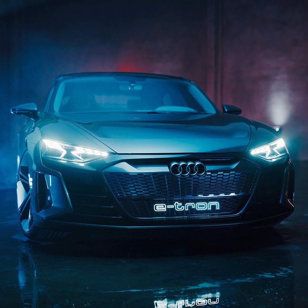 Konsep Mobil Listrik Audi E-Tron GT Dirilis Gila