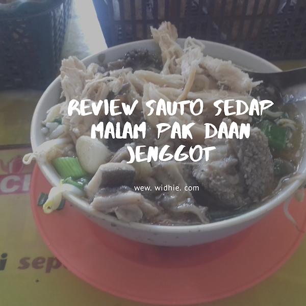 Review Sauto Sedap Malam Pak Daan Jenggot