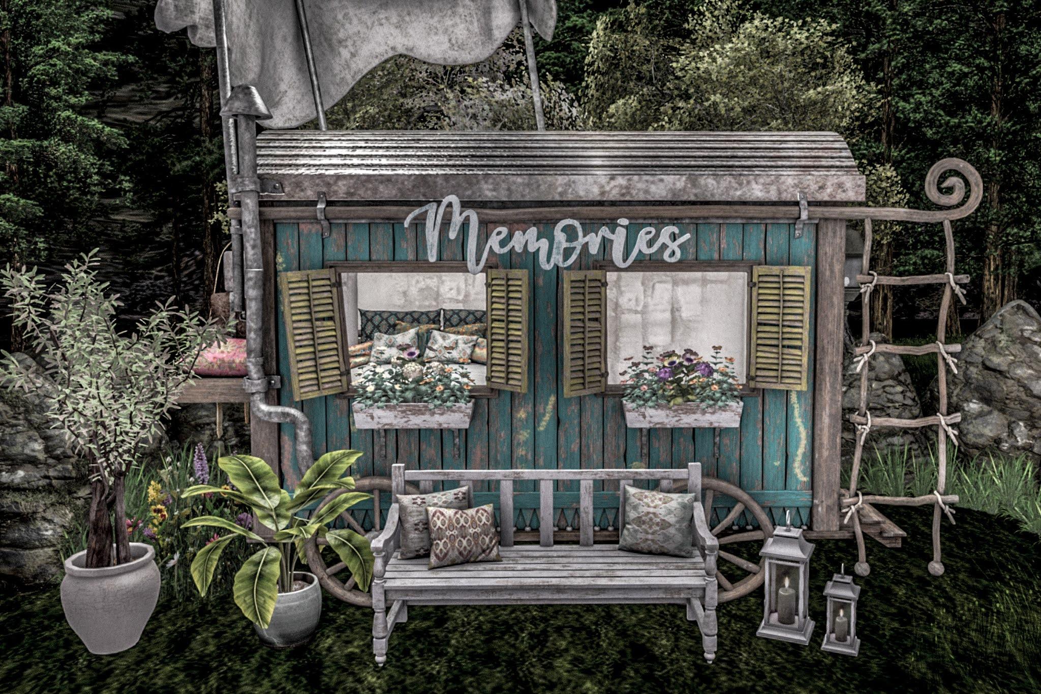 Old Caravan…