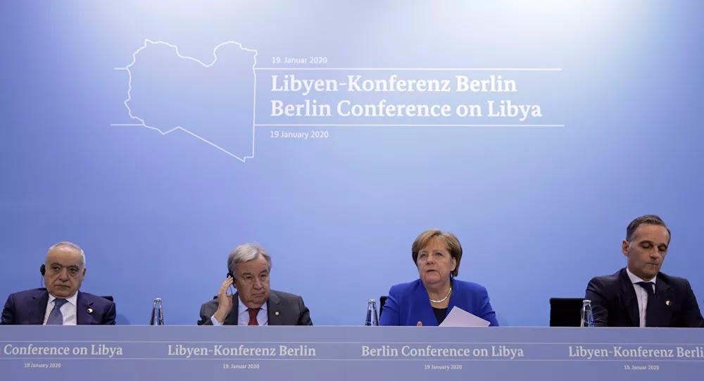 مصادر تكشف أهم البنود على طاولة مؤتمر برلين المرتقب من أجل ليبيا