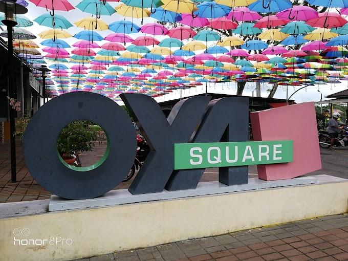 Minum Petang di Oya Square