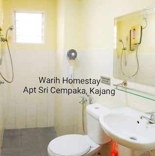 Warih-Homestay-Sri-Cempaka-Bathroom-1-With-Water-Heater