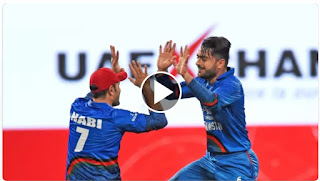 Cricket Highlights - Afghanistan vs Bangladesh 6th Match Asia Cup 2018