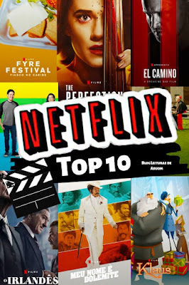 10 melhores filmes Netflix 2019!!!