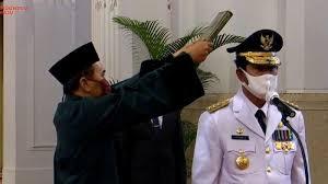 Gubernur Kepri Isdianto dan 5 Stafnya Positif Terjangkit Virus Corona