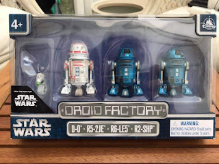 Droid Factory 'The Rise of Skywalker'