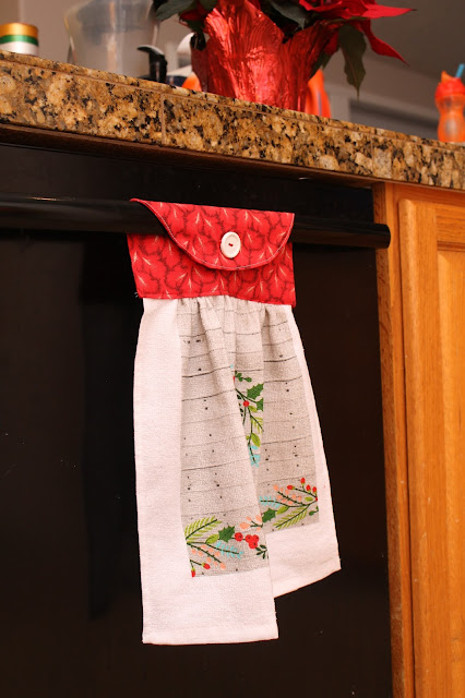 simple christmas sewing projects