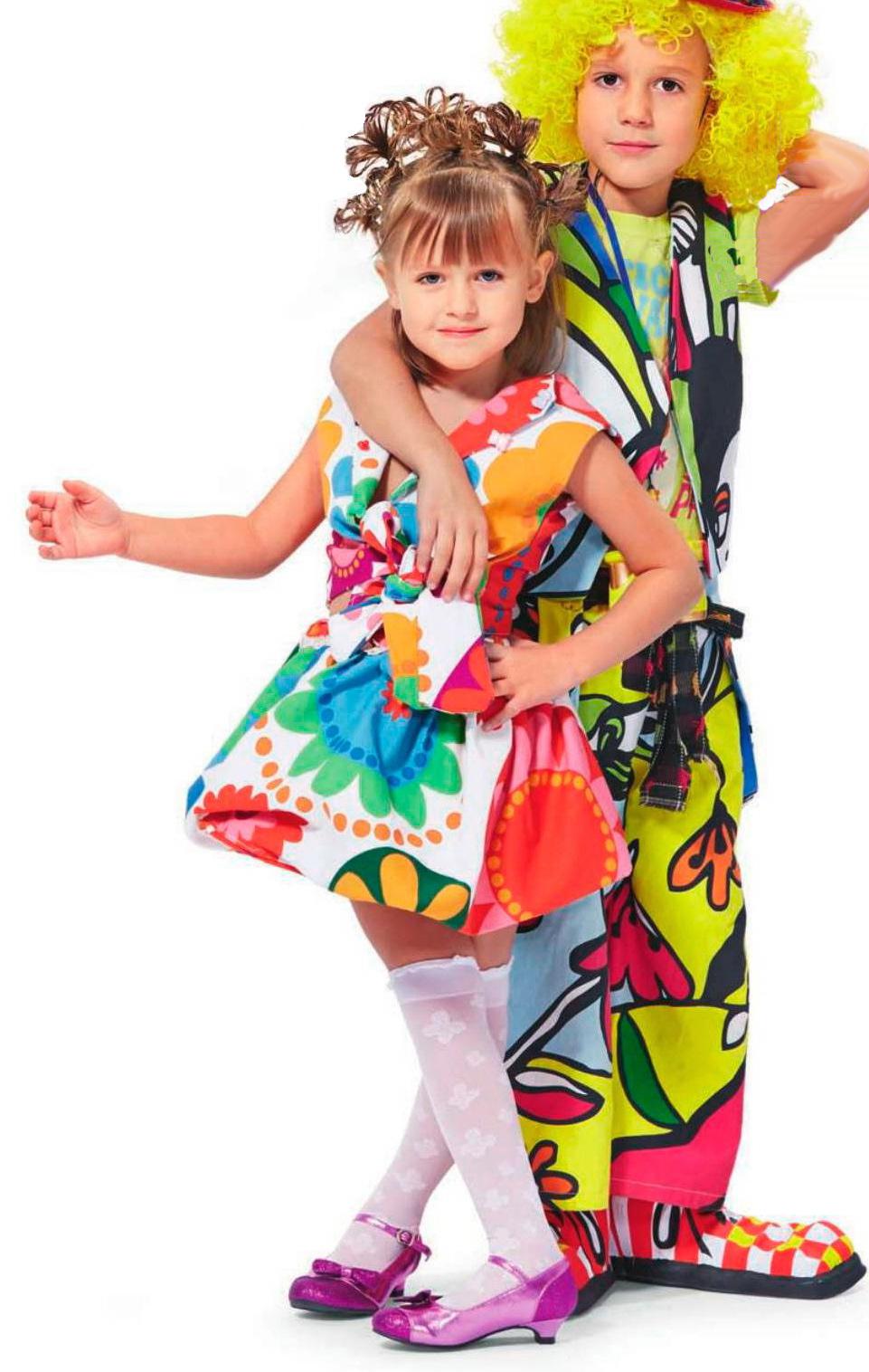 Карнавальный костюм  Costume Clown