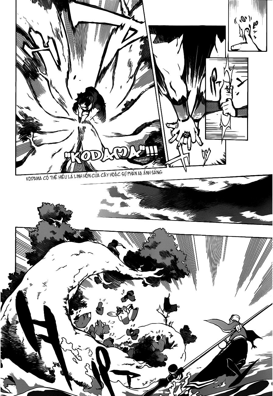 Examurai chapter 002 trang 36