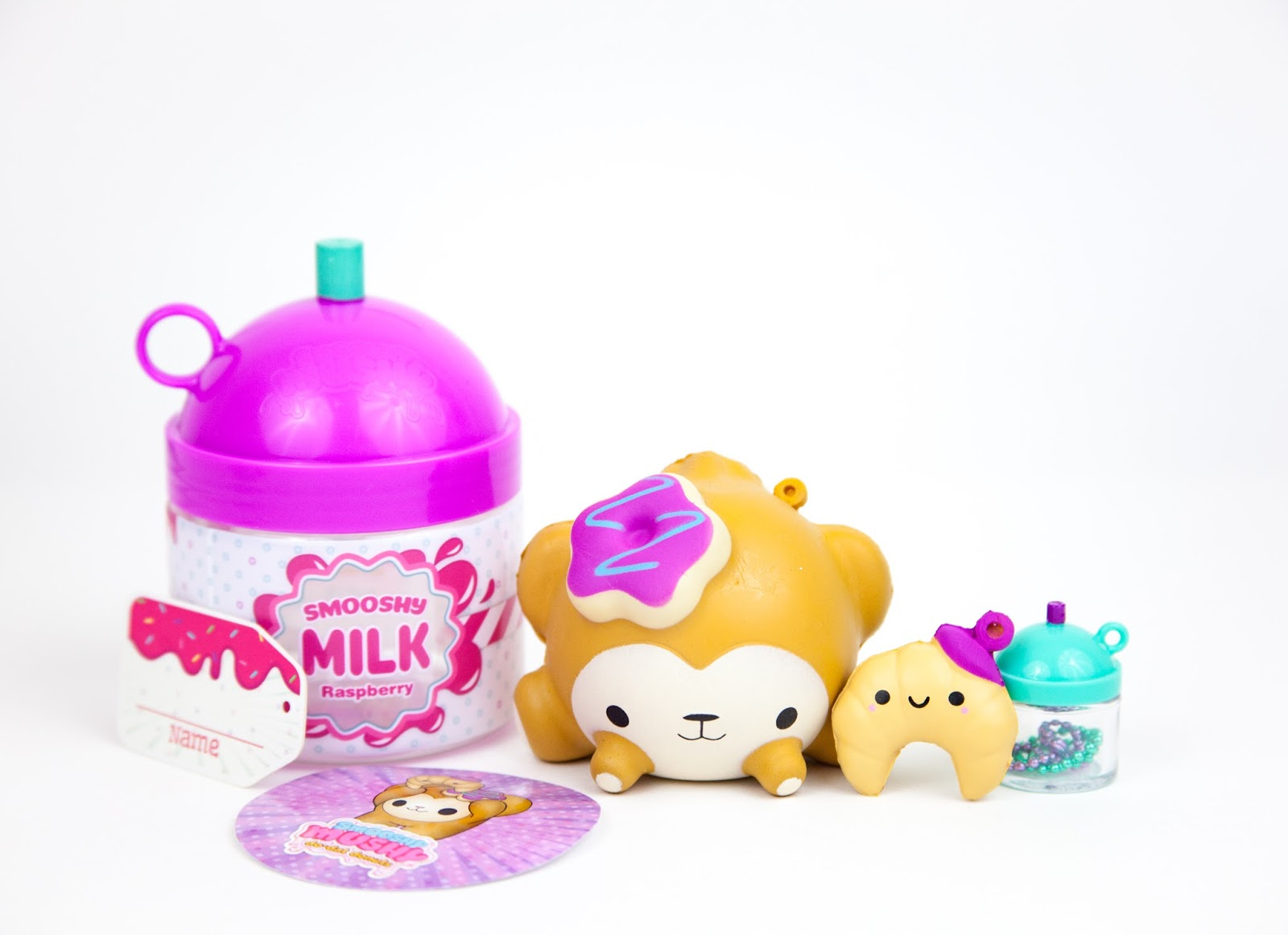 Smooshy Mushy Creamery : Tubey Toys