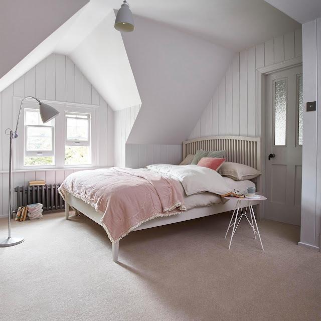 bedroom carpet floor